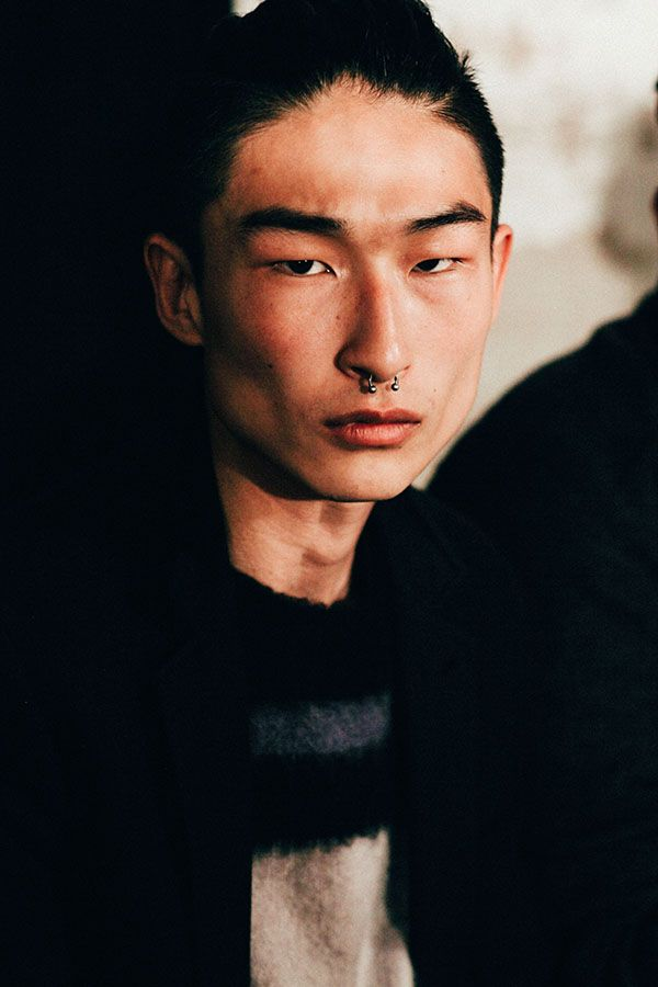 Name: Sang Woo Kim Agency: Select What's the best thing about being a model? The best thing about modelling is travelling and meeting great people. http://www.phoenixmag.co.uk/fashion/london-collections-men-model-portraits/