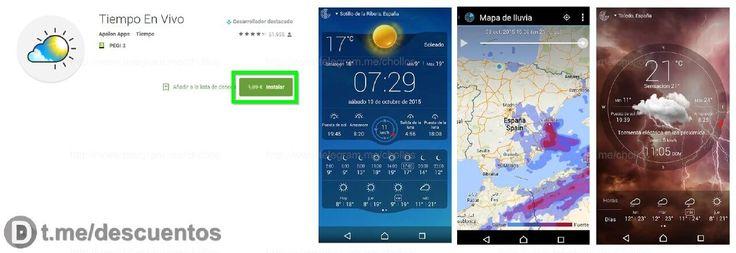 App El Tiempo en Vivo GRATIS - http://ift.tt/2oYSZ4b