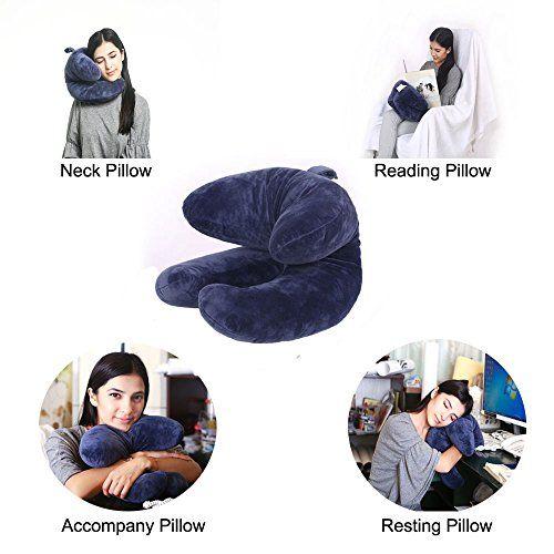 WENDSIM Pillow 3 in 1 Chin,Neck & Head