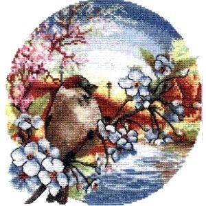 """Panna """"Теплый ветерок"""" ПТ-0164 наборы для вышивания  интернет-магазин Salfetka-shop.ru"""
