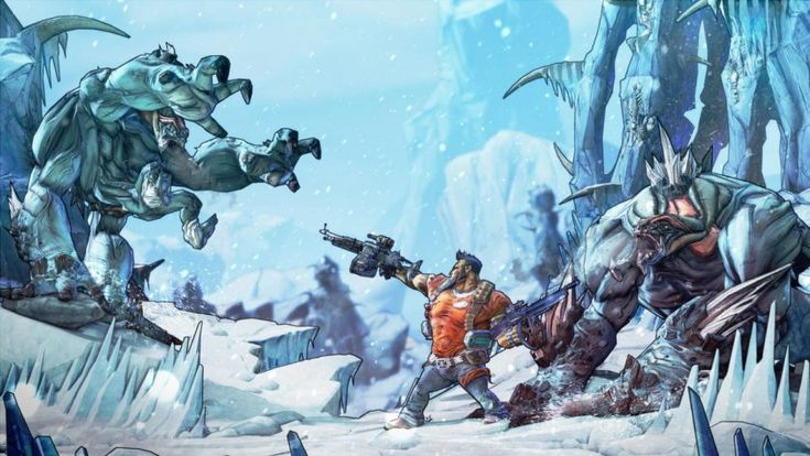 Take-Two Interactive teases a big project (and we think it's Borderlands)