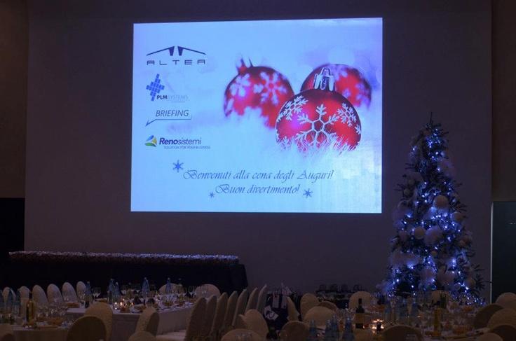 Xmas Party 2012 - Sheraton Hotel - Milano Malpensa