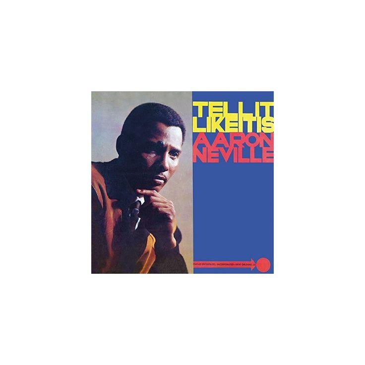 Aaron Neville - Tell It Like It Is (Vinyl)