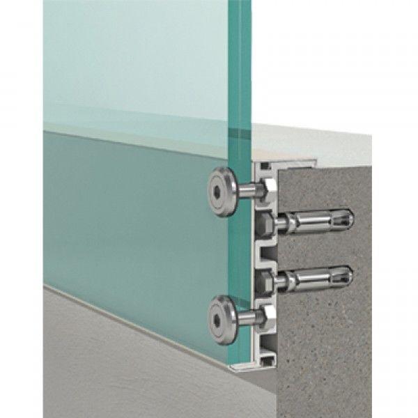 External Glass Balustrading (Balcony) System