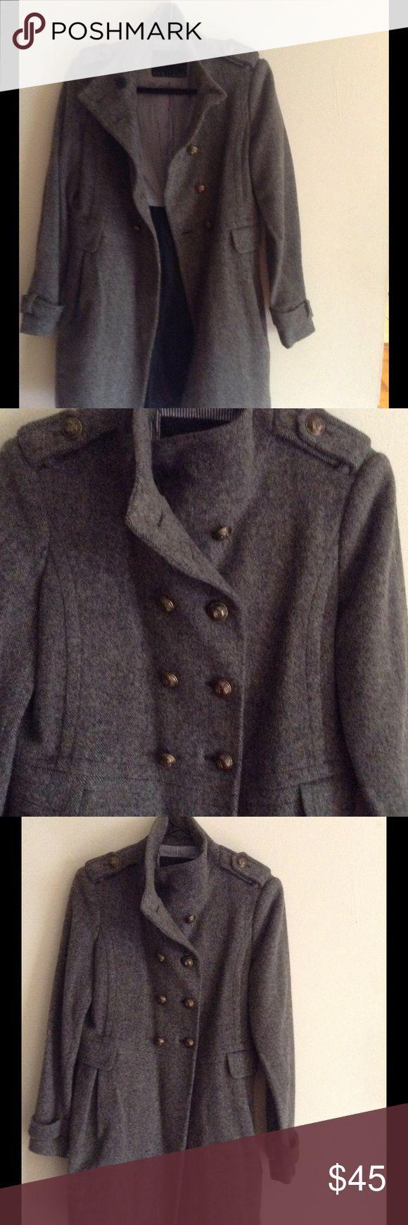 Zara Winter Coat Zara Winter Coat excellent condition Zara Jackets & Coats