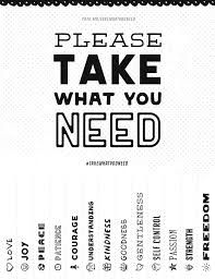 take what you need - Buscar con Google
