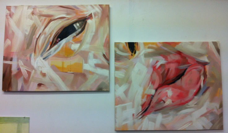 art work by Louse Harrold