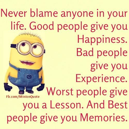Funny Quotes And Sayings About Life: Five Lovable Words
