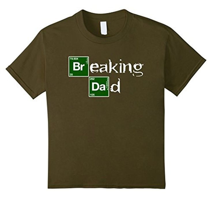 Men's Breaking Dad Papa grandpa - Funny Father's day Gift T-Shirt