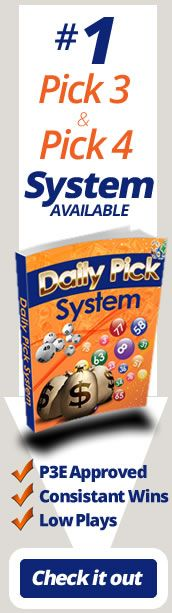 Win Pick 3 Lottery : Free Winning pick 3 lottery systems and pick 3 strategies to help you win pick three.: Pick 3 Foundations