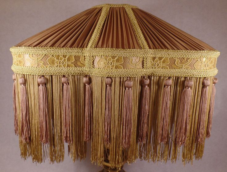 317 Best Lampshades Images On Pinterest Victorian Lamp