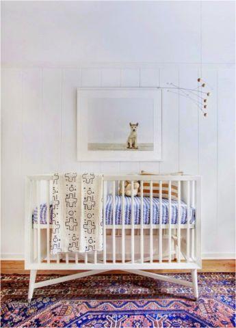 Small Apartment Nursery Design | Minimalist Nursery