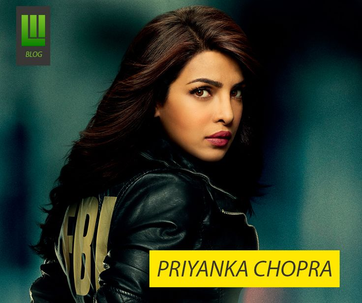Priyanka Chopra is everywhere these days - no complaints ...