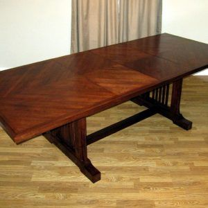 Large Dining Room Tables With Leaves