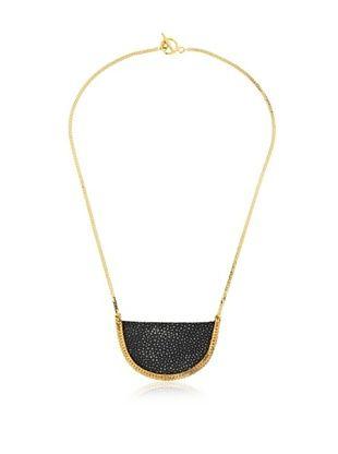 60% OFF Serefina Stingray Crest Necklace