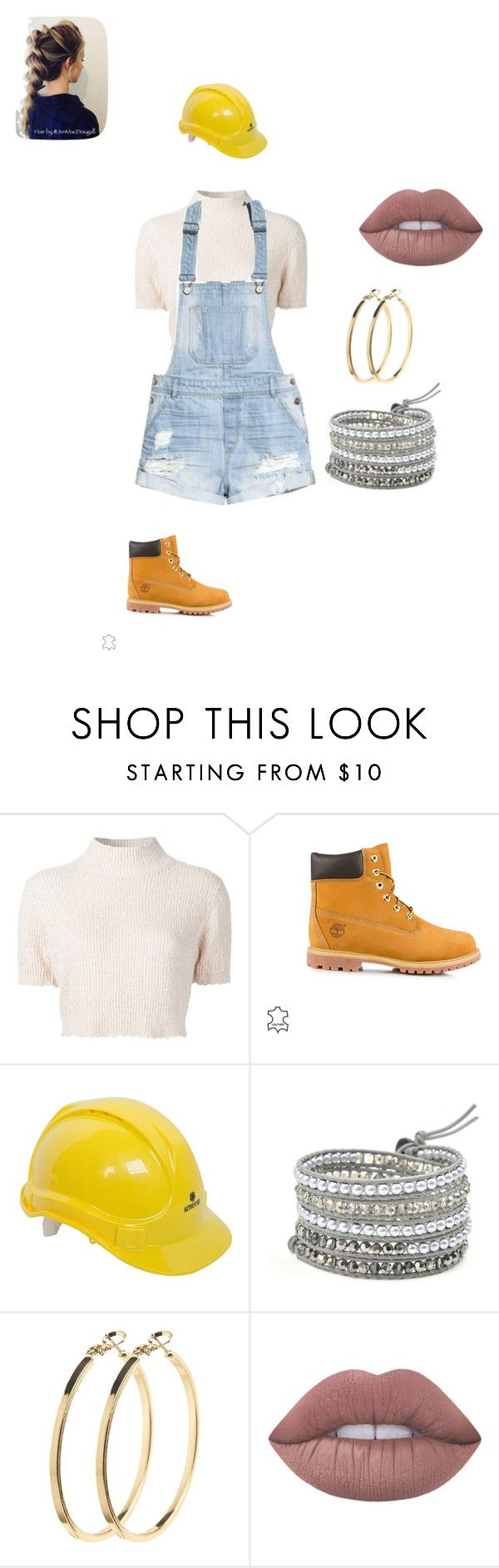 """Fifth Harmoney Wrok From home"" by noell-braylovesashley on Polyvore featuring Rachel Comey, H&M, Timberland, Pieces and Lime Crime"