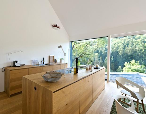 Küche; Architektenhaus; Fabi Architekten BDA
