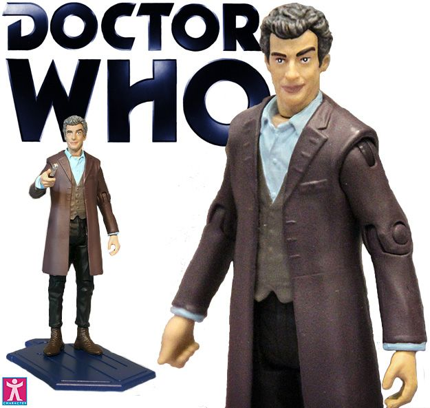 12º Doctor – Doctor Who 3.75″ Action Figure