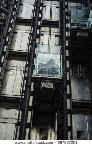 Glass Elevator Stock Photos, Royalty-Free Images & Vectors ...
