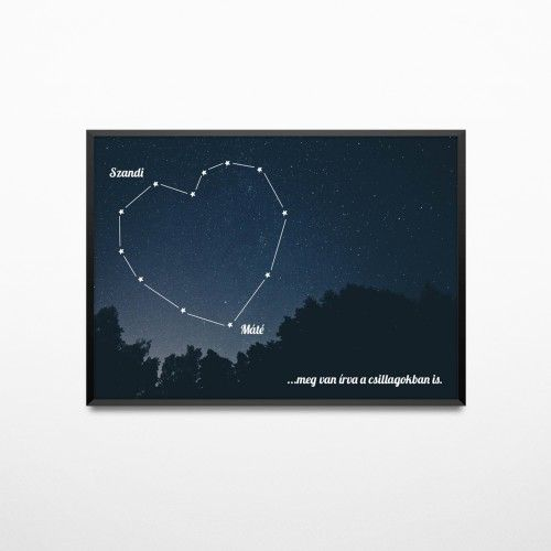 A mi csillagképünk (nagy)