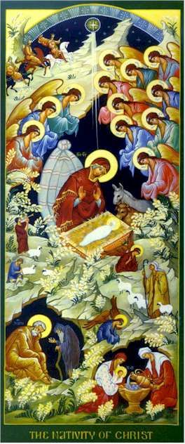 Christ's Nativity