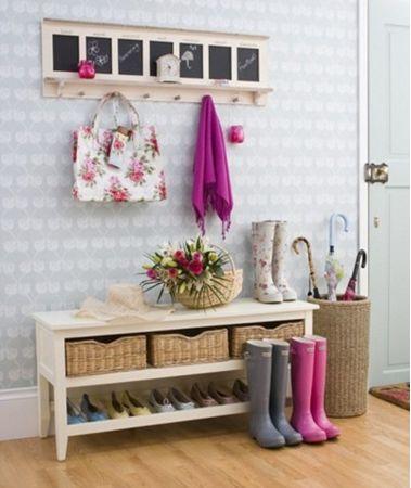 Decorar e Organizar com cestos de vime / Organize and decorate with wicker baskets