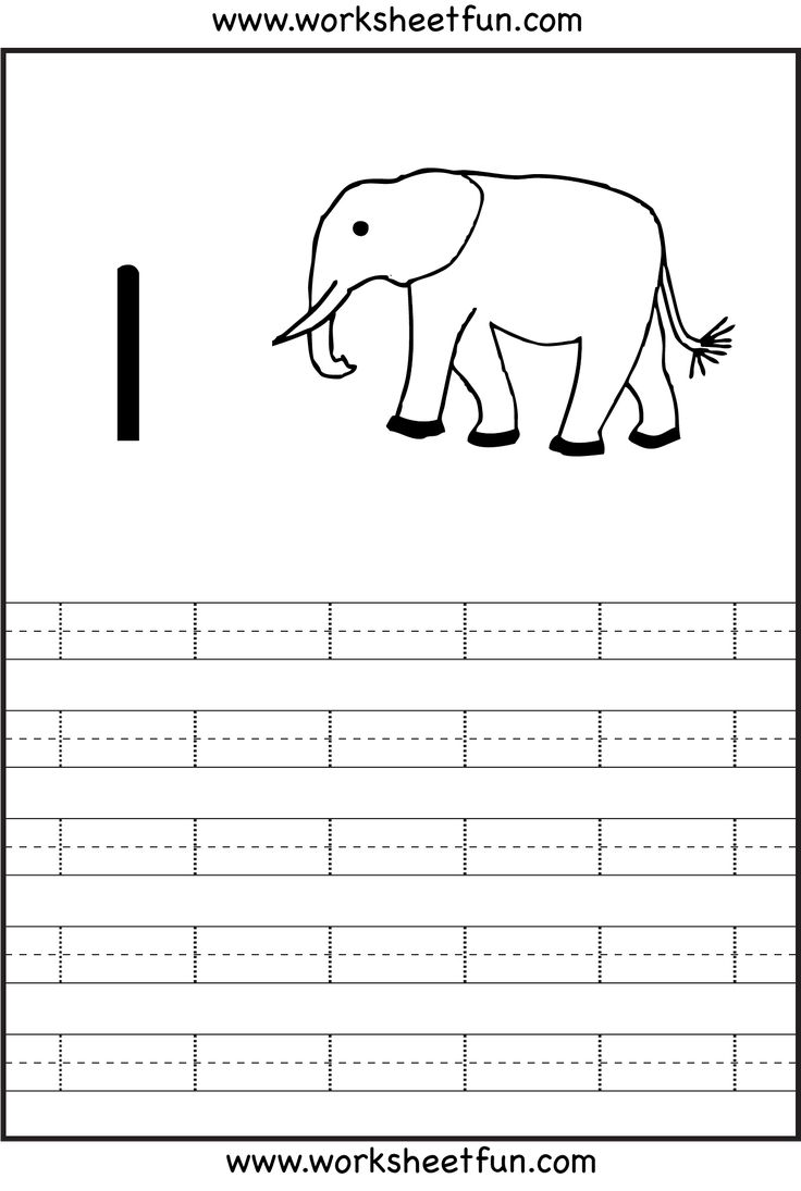 Number 1 Tracing Worksheets Preschool | Tracing worksheets ...