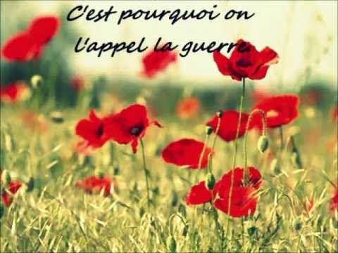 Jour Du Souvenir - Poème