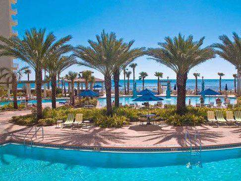 Shores of Panama Resort and Spa in Panama City Florida