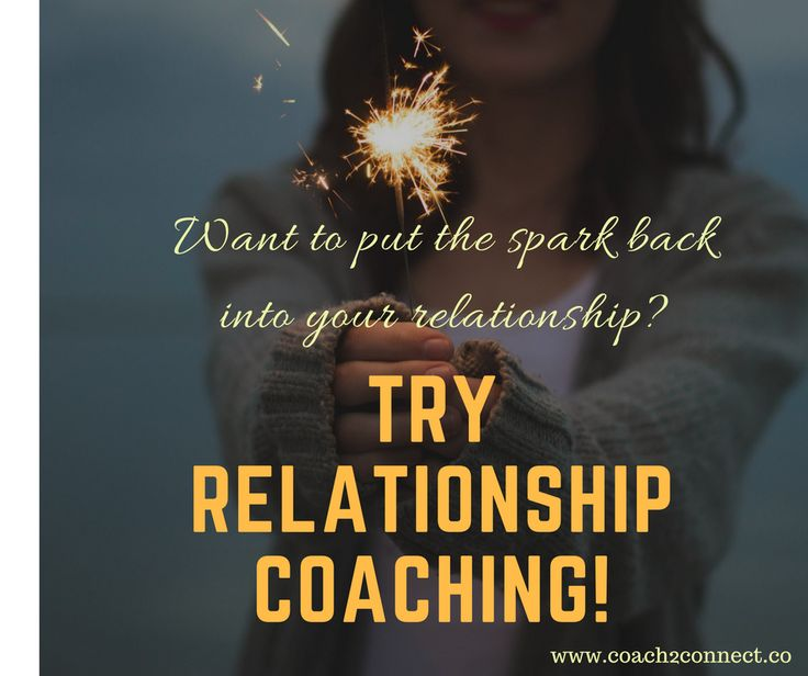 Have things fizzled out of your relationship? Maybe you're considering ending your relationship or having an affair because things have become 'dull' and 'boring'? Have you ever considered Relationship Coaching to help you put the 'spark' back into your relationship? Coaching is not about passing blame and taking sides. You will acknowledge your past, share dreams and aspirations for your relationship so you can both move forward with new intentions so BOTH of your needs are met…