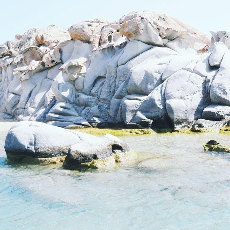 Kolimbithres beach, Paros island, Greece