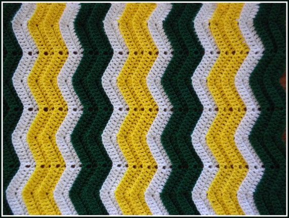 Crochet Pattern Green Bay Packer Afghan : 29 Best images about packer crochet on Pinterest ...