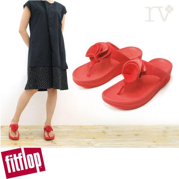 《5月1日出荷予定》《在庫処分セール品》【2013SS】Fit Flop  ヨーコ YOKO ハイビスカス【サンダル  レディース 靴 シューズ  コンフォート  疲れにくい 痛くない 歩きやすい】《他品と一緒にご注文の場合すべて一緒に発送》※返品・交換不可【楽天市場】