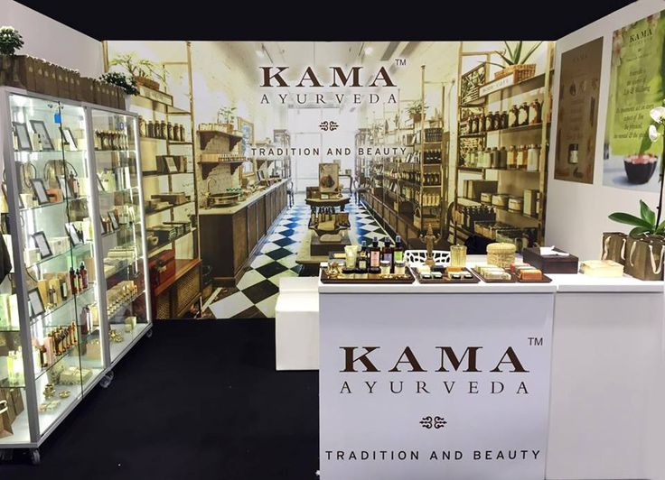 Make your hair healthy with ayurvedic hair products with Kama Ayurveda.