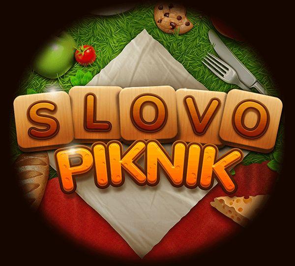 Piknik Slovo - Chutná slovná puzzle hra!