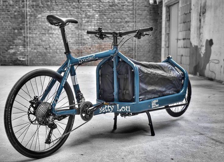 Pin von Ben Liquete auf Транспорт дл БП   Bullitt bike ...