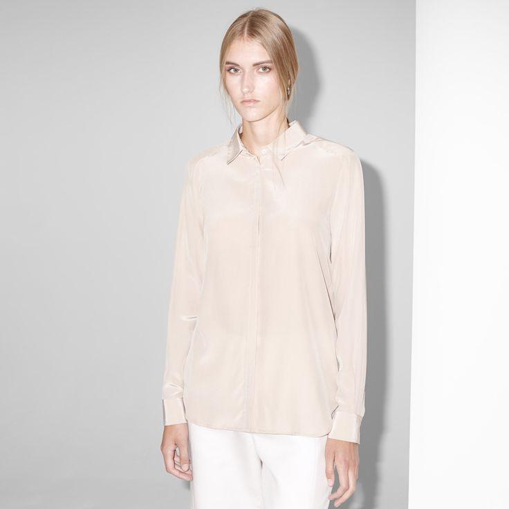 Silkeskjorte FWSS
