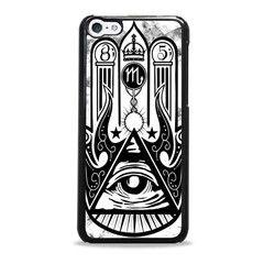 All Seing Eye Unique Art Iphone 5c Cases