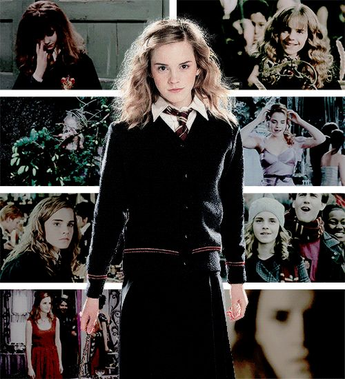 Happy 36th Birthday to Hermione Jean Granger!!! September 19th gif