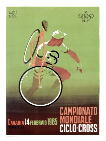 Cycling Vintage Art, Posters and Prints at Art.com