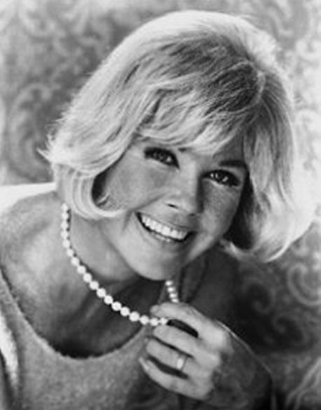 Doris Day =) So many good memories of watching her movies at Grandpa and Grandma's house. My Grandma loves her!