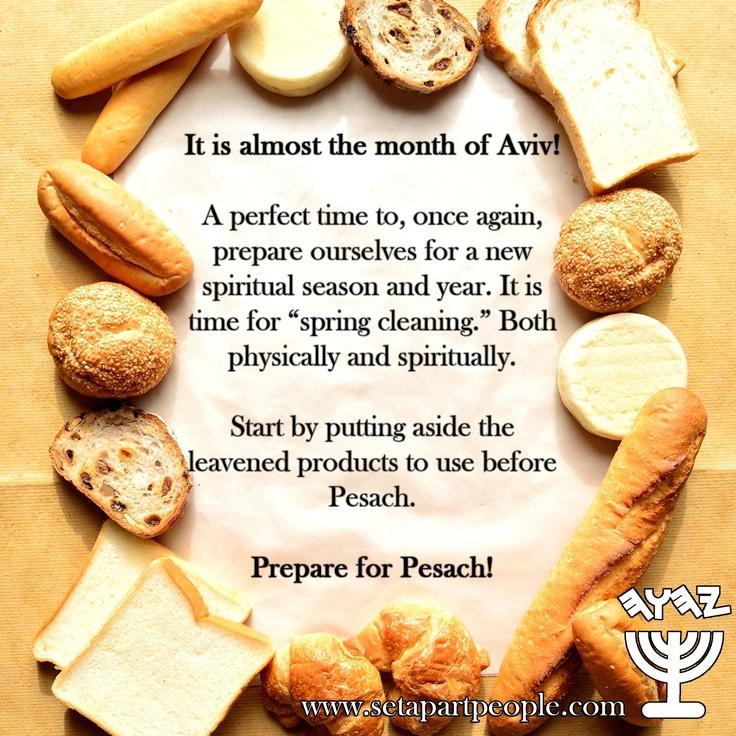 Prepare for Pesach