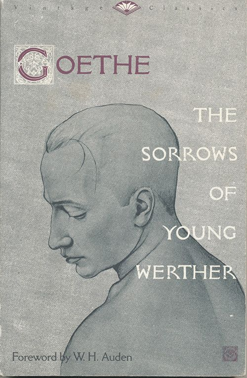 an analysis of the sorrows of young werther a novel by wolfgang von goethe 'the sorrows of young werther' could be considered the world's first best-seller, and its author, johann wolfgang von goethe, is the most celebrated german author in history goethe is on par with shakespeare for the quality and number of poems and texts he produced in his lifetime, but it was this novel, published in 1774, that catapulted.