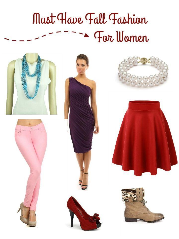 Fall Fashion Women