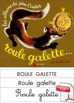 Roule galette - réferentiel du titre                                                                                                                                                                                 Plus