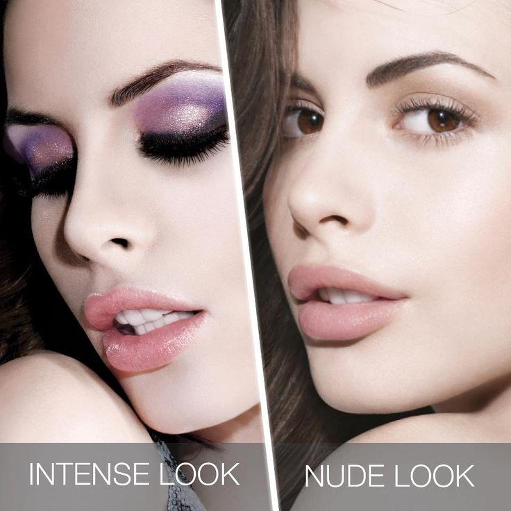 ¿Prefieres un look intenso o lucir natural?