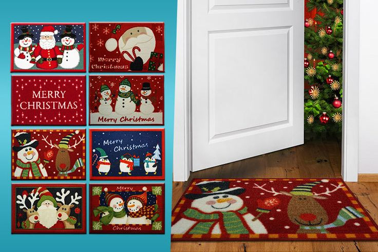 Christmas Doormat - 8 Designs!