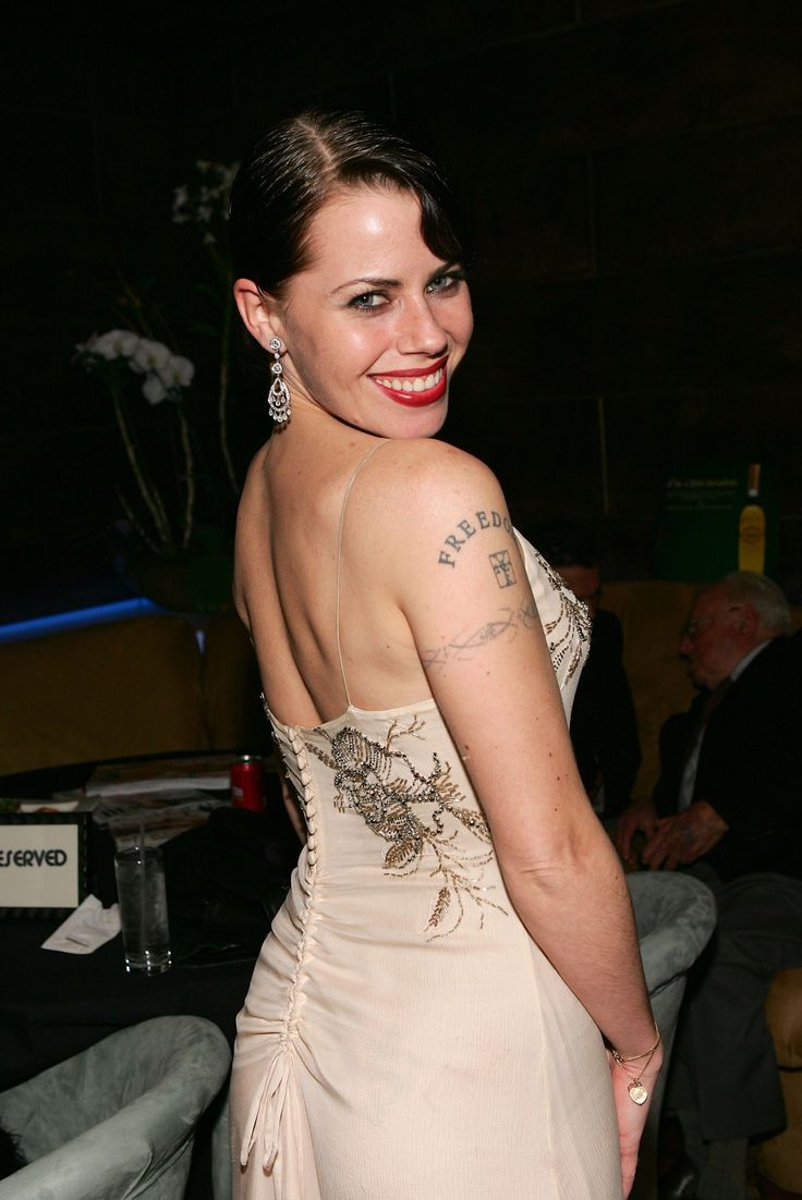 The gorgeous Fairuza Balk