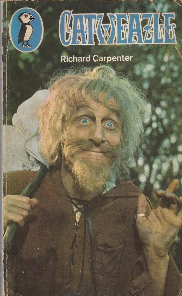 Catweazle by Richard Carpenter - Paperback - S/Hand