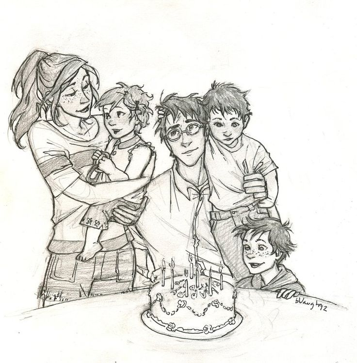 Happy Birthday, Harry by ~burdge-bug on deviantART